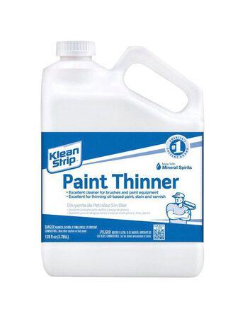 Klean Strip Paint Thinner 128 oz.