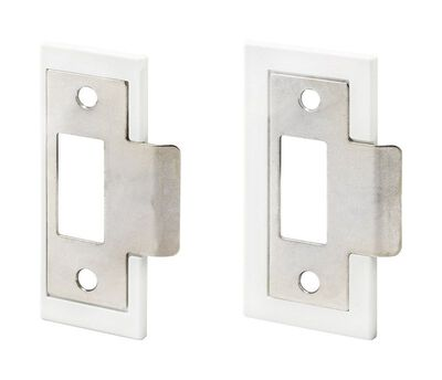 FIX-A-LATCH Door Catch Repair Kit Silver Satin Nickel