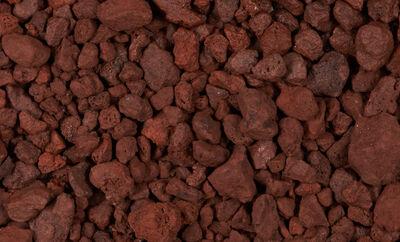Rock Volcanic Red .5 cu ft