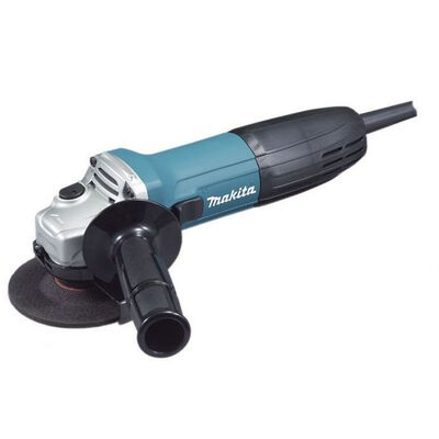 Makita 4-1/2 in. Dia. Small Angle Grinder 6 amps 11 000 rpm