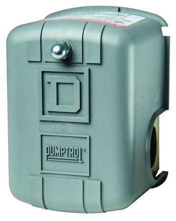 Square D 80 psi 100 psi Pressure Switch