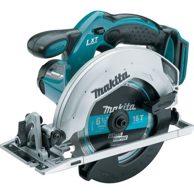 18-Volt LXT Lithium-Ion 6-1/2 in. Cordless Circular Saw
