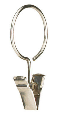 Umbra Clip Ring Nickel
