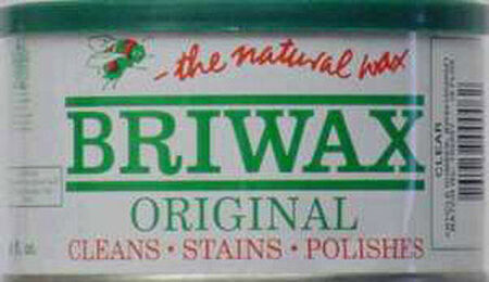 Briwax Original The Nature Wax Floor Wax 1 lb.
