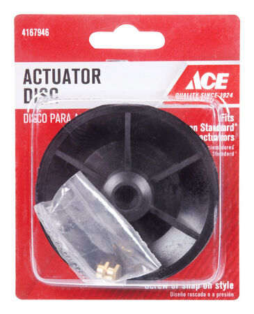 Ace Actuator Disc for Toilet Flush Valve Brass