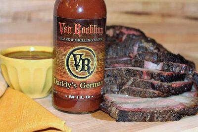 Van Roehling Daddy's German Sauce