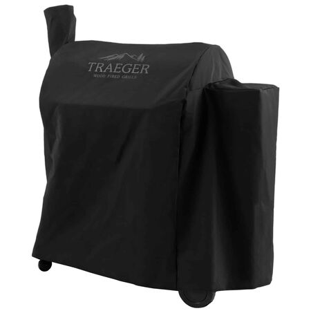 Traeger Pro 780 Black Grill Cover For Pro 780 grills-TFB78GLE, TFB78GZE 42.75 in. W x 43.25 in.