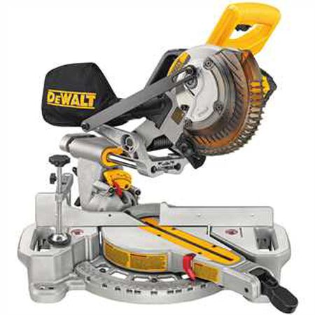 "20V MAX* 7 1/4"" Sliding Miter Saw (w/Battery & Charger)"