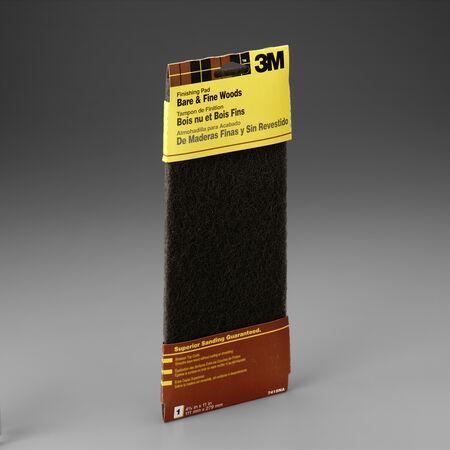 3M 11 in. L x 4-3/8 in. W Fine Heavy Duty Hand Sanding Pad