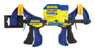 Irwin Quick-Grip Bar Clamp 6 in. L 2 pk