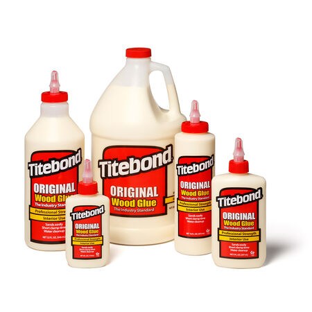 Titebond Original Translucent Wood Glue 4 oz.