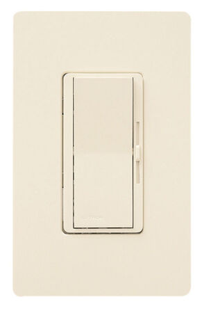 Lutron Diva 5 amps 600 watts Three-Way Dimmer Switch Ivory