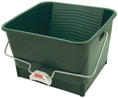 Wooster Bucket Tray Plastic 15 in. W Paint Tray