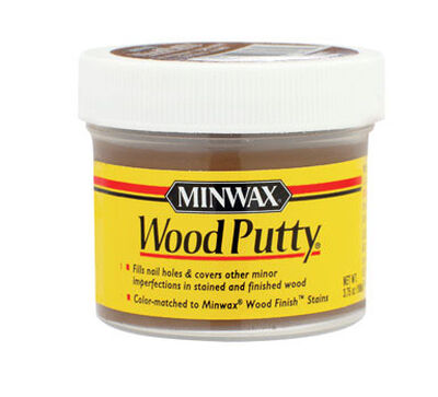 Minwax Walnut Wood Putty 3.75 oz.