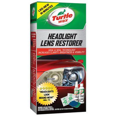 GE Headlight Lens Restorer 1