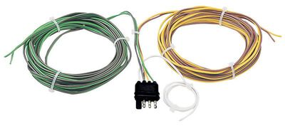 Hopkins 3 Way 20 in. L Flat Y-Harness Connector