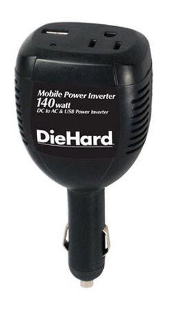 Diehard 110 volts 140 watts Electric Inverter