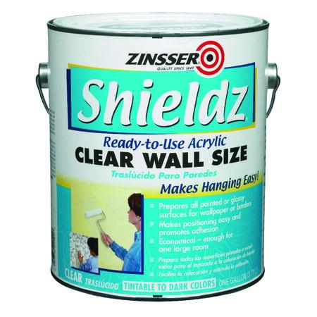 Zinsser Shieldz Acrylic-Based Interior Primer 1 gal. Clear