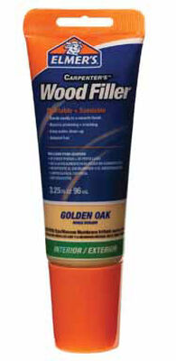 Elmer's Carpenter's Golden Oak Wood Filler 3.25 oz.