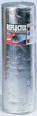 Reflectix Reflective Insulation R-3.7 to R-21 48 in. W x 50 ft. L Roll 200 sq. ft. Energy Star