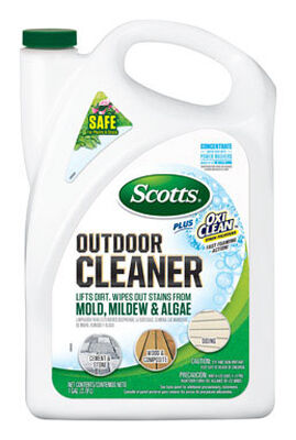 Scotts Outdoor Cleaner 128 oz.