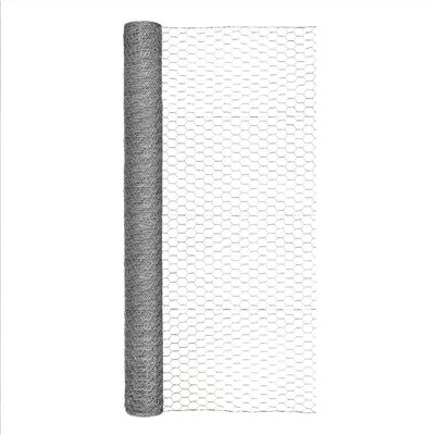 Garden Zone Poultry Netting 48 in. H x 50 ft. L 20 Ga.