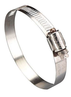 Ideal Tridon 3-7/16 in. to 4-1/2 in. Stainless Steel Hose Clamp