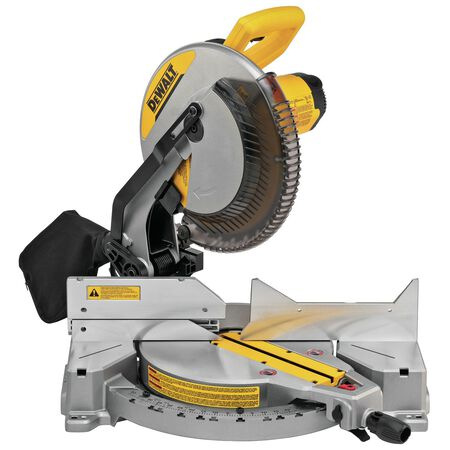 "12"" (305mm) Single-Bevel Compound Miter Saw"