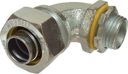 Raco 1/2 in. Dia. Steel Malleable Iron Electrical Conduit Elbow Type B