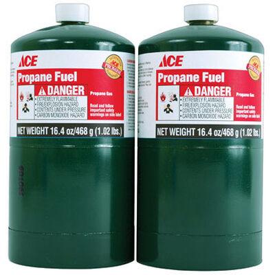 Ace 16 oz. Propane Fuel Cylinder