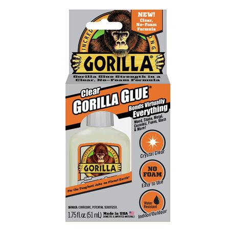 Gorilla High Strength Clear Glue 1.75 oz.