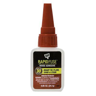 DAP RapidFuse Wood Glue .85 oz.