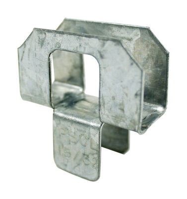 Simpson Strong-Tie Galvanized Steel 15/32 in. Panel Clip 1