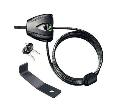 YETI Security Cable Lock & Bracket Black 1 pk