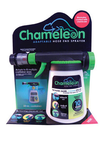 Chameleon Hose End Sprayer 32 oz.