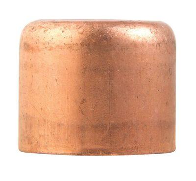Elkhart 3/4 in. Dia. Sweat Copper Cap