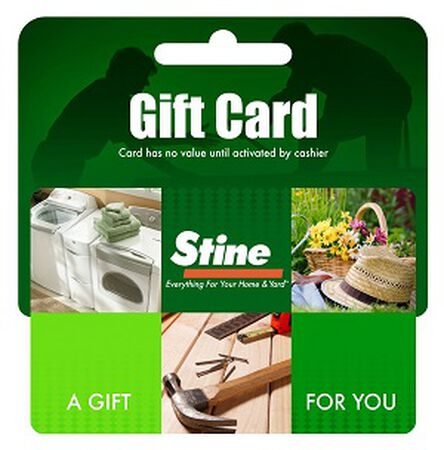 Stine Gift card $25
