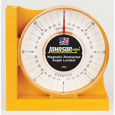 Johnson Angle Finder 4-3/4 in. L Plastic