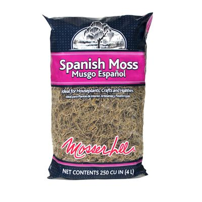 Mosser Lee Spanish Moss Organic 250 sq. in.