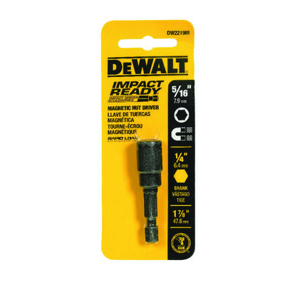 """5/16"""" x 1-7/8"""" Magnetic Nut Driver - IMPACT READY(R)"""