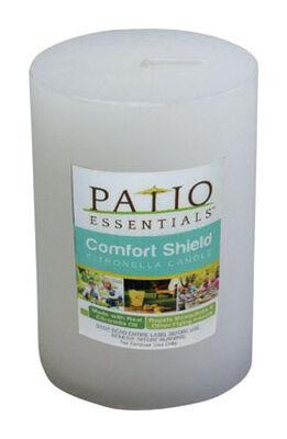 Patio Essentials Citronella Oil Candle 8 oz.