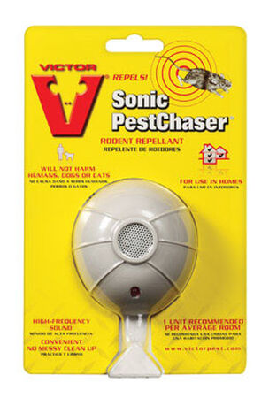 Victor Sonic Pest Chaser For Rodents Animal Repellent Electronic