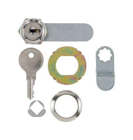 Ace Chrome Cam Lock