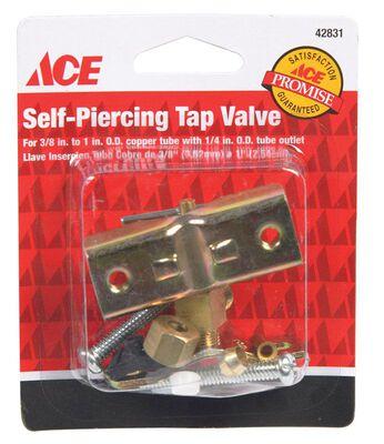 Ace Tap Valve 1/4 in. Dia. x 3/8 in. Dia.