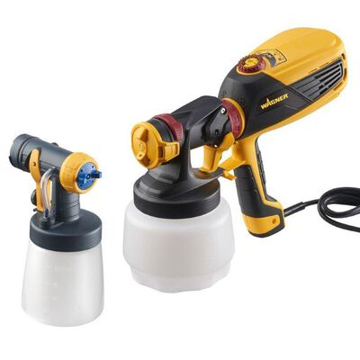 Wagner Spray Tech Flexio 590 Paint Sprayer HVLP 13.5 in. H x 18 in. W