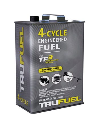 Trufuel 110 oz. 4-Cycle Ethanol Free Fuel