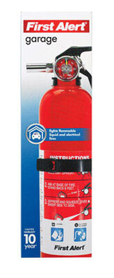 First Alert 2-3/4 lb. US Coast Guard OSHA For Garage Fire Extinguisher