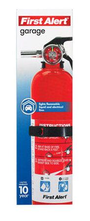 First Alert 2-3/4 lb. US Coast Guard OSHA For Garage Fire Extinguisher