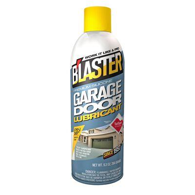 Blaster Silicone Garage Door Lubricant