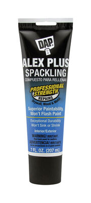 DAP Alex Plus Ready to Use Spackling Compound 7 oz.